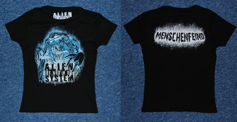 "Image of ATTS - Artwork Shirt ""Menschenfeind"""