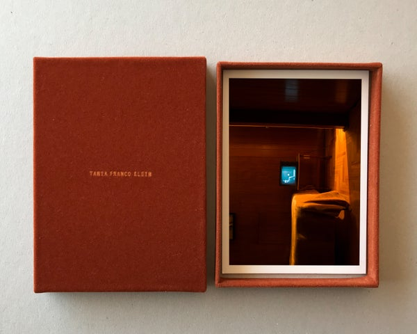 Image of Tania Franco Klein Handmade Postcard Box Set- Our Life in the Shadows