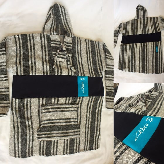 Image of Men's  Tall Poncho Pullover