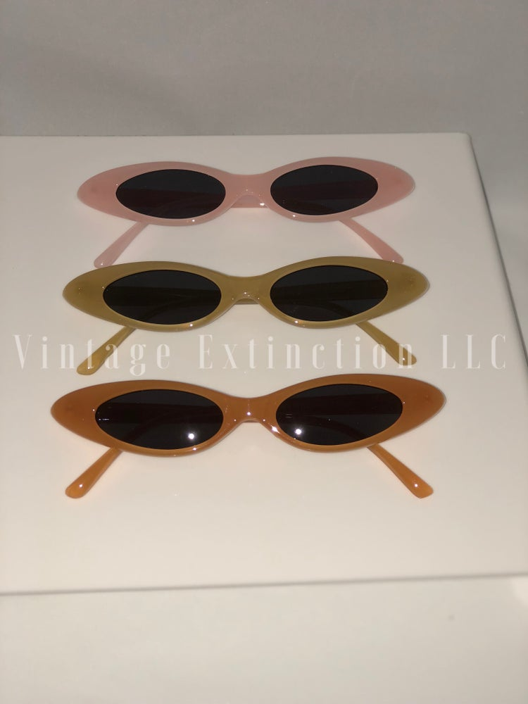 Image of Skinny Jelly Frames
