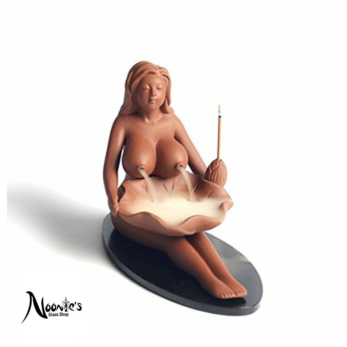 Image of Sea nymph incense burner
