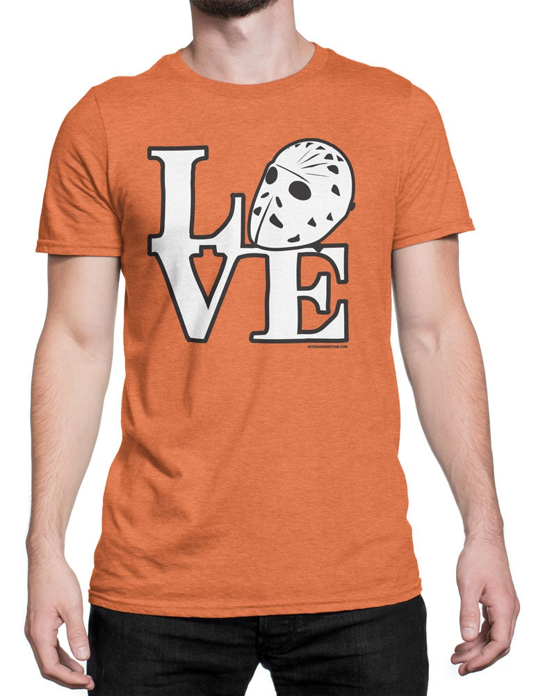 Image of Love Philly Hockey T-Shirt