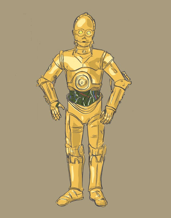 "Image of ""Threepio"""