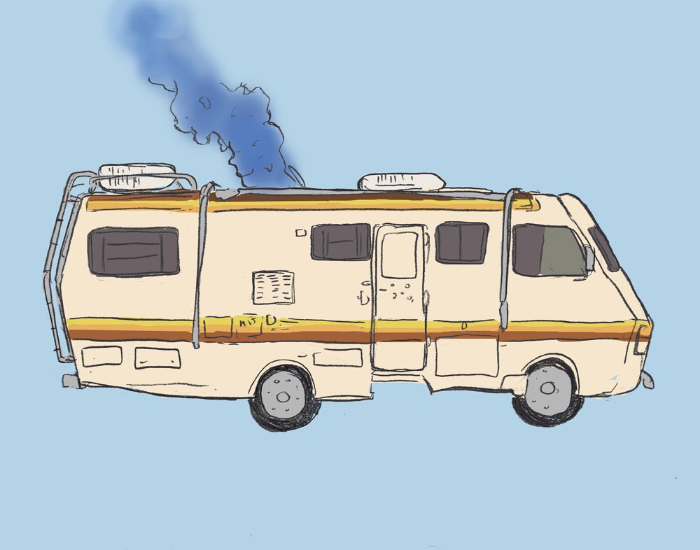 "Image of ""Desert Recreational Vehicle"""