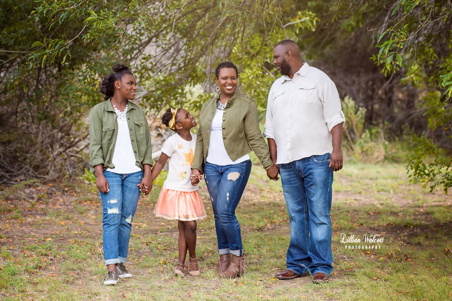 Image of Houston Outdoor Family Session (30 Minutes)