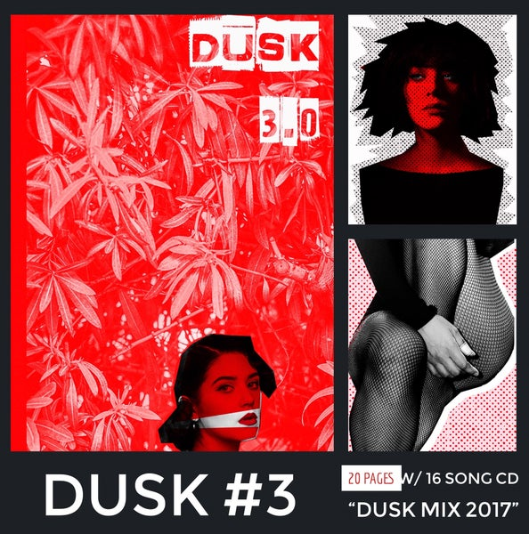 "Image of ""Dusk"" zine #3"