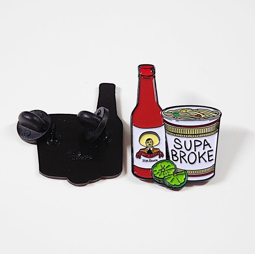 Image of SUPA BROKE