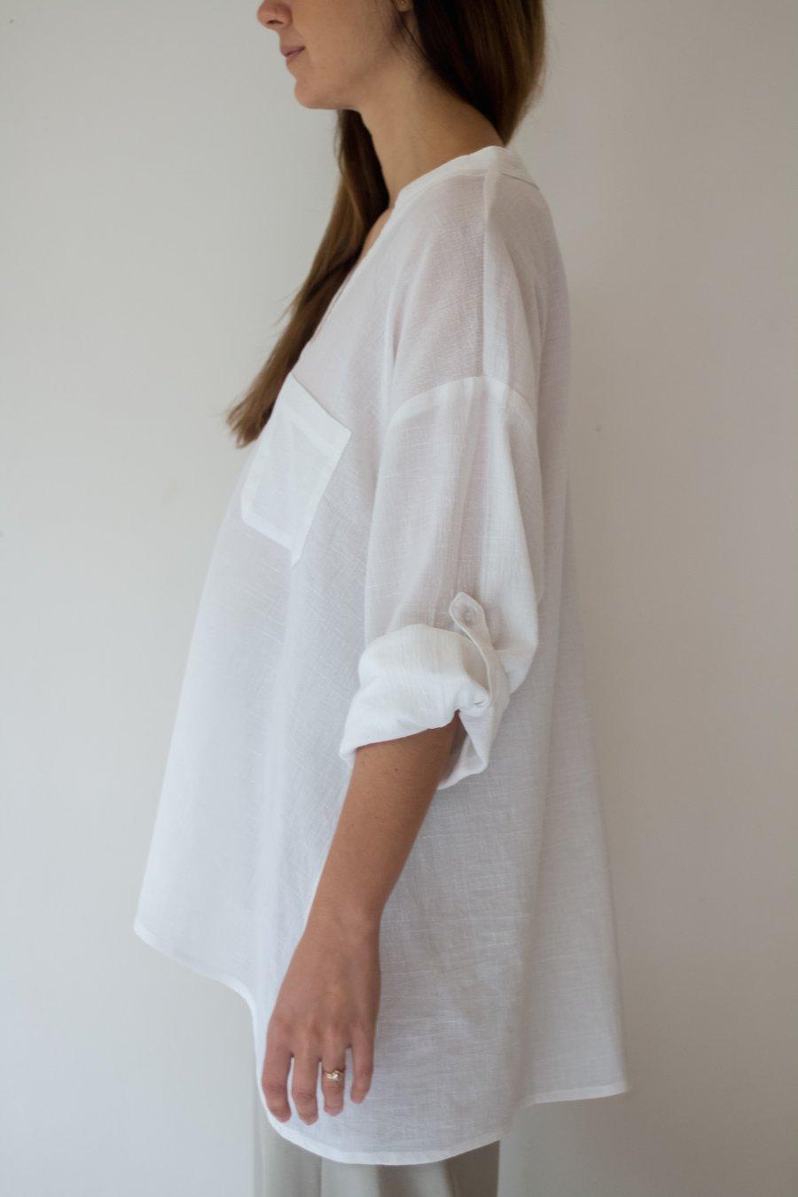 Image of Loose Light Shirt