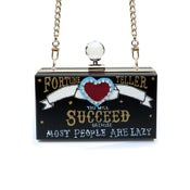 Image of SUCCEED | Clutch | Black | $335USD