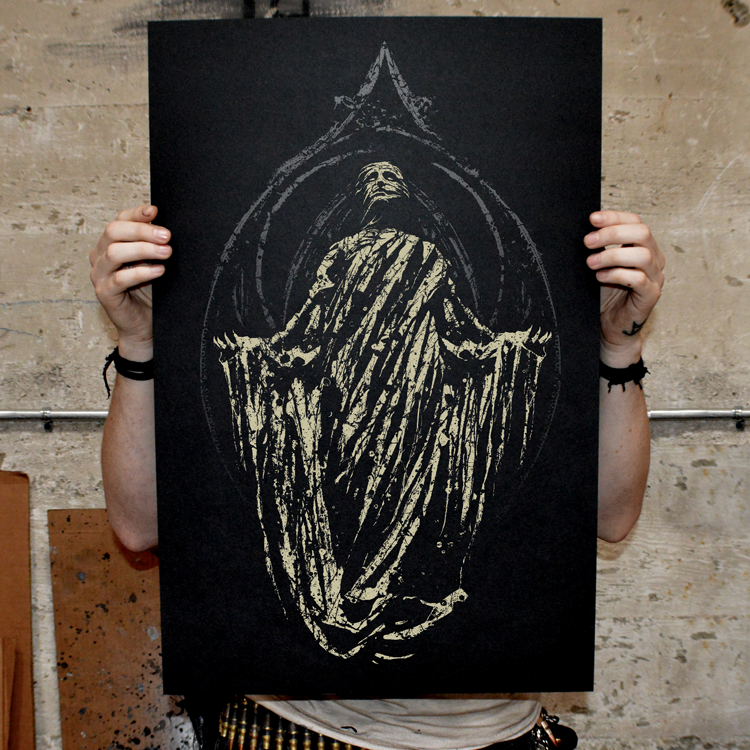 "Image of ""Invocation"" screen print"