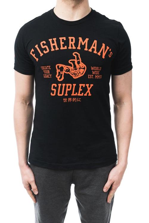 Image of Fisherman's Suplex T-Shirt