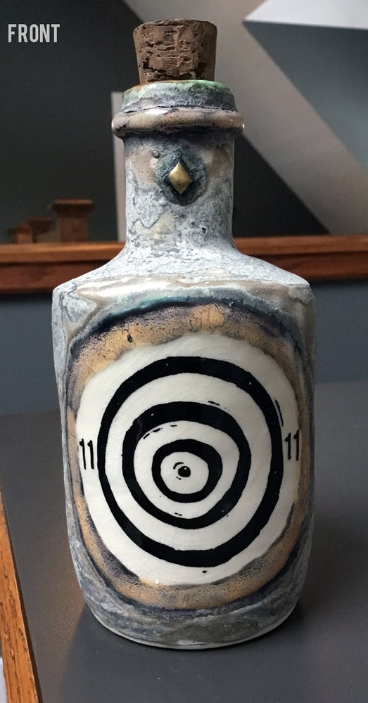 Image of Ceramic Bottle 16 - 11:11