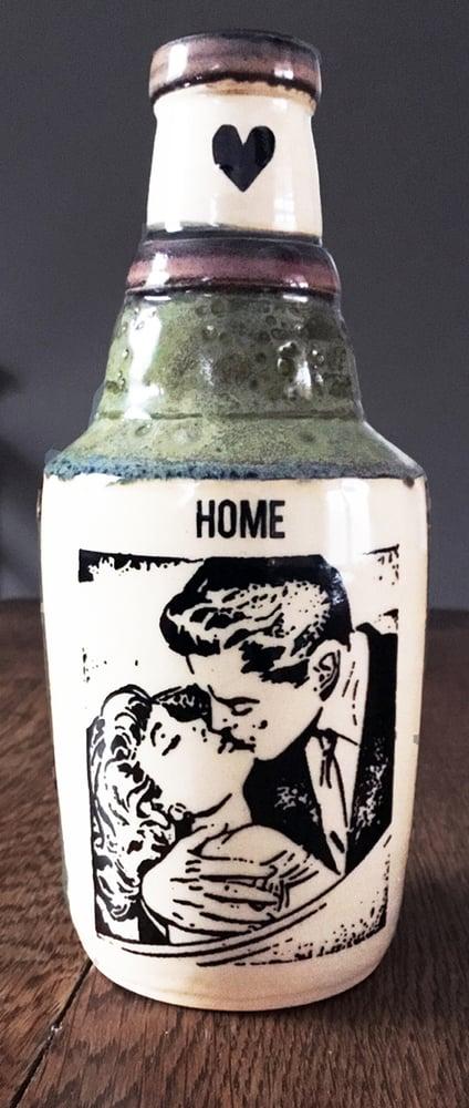 Image of Ceramic Bottle 11 - Home