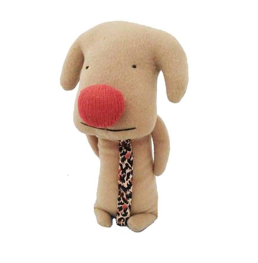 Image of Simon the sausage dog
