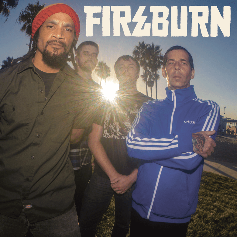 "Image of FIREBURN ""Shine"" 7""EP (The Essence exclusive)"