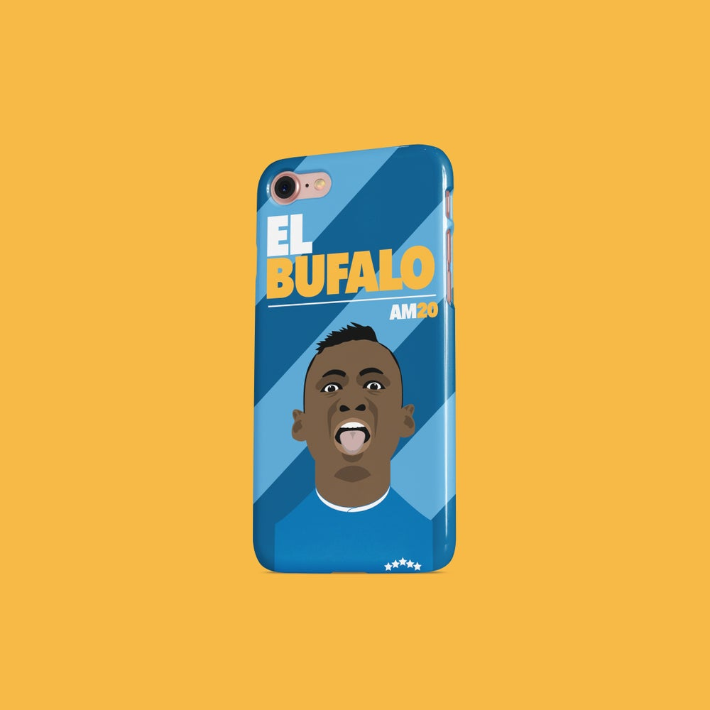 Image of El Bufalo phone case
