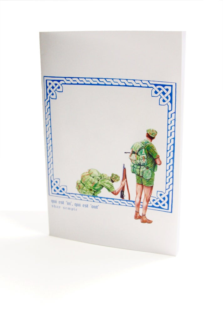 Image of SALE Shay Semple—qui est 'in', qui est 'out' Zine