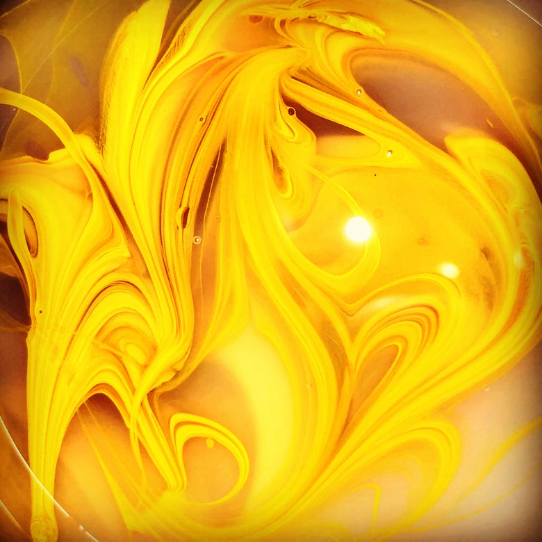 Image of Yellow Burst