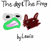 Image of The Dog & The Frog story by Lewis