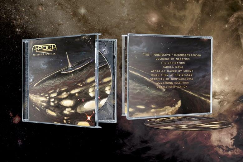 Image of CD - Awakening Inception