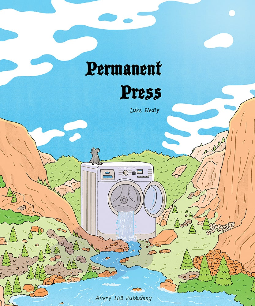 Permanent Press by Luke Healy