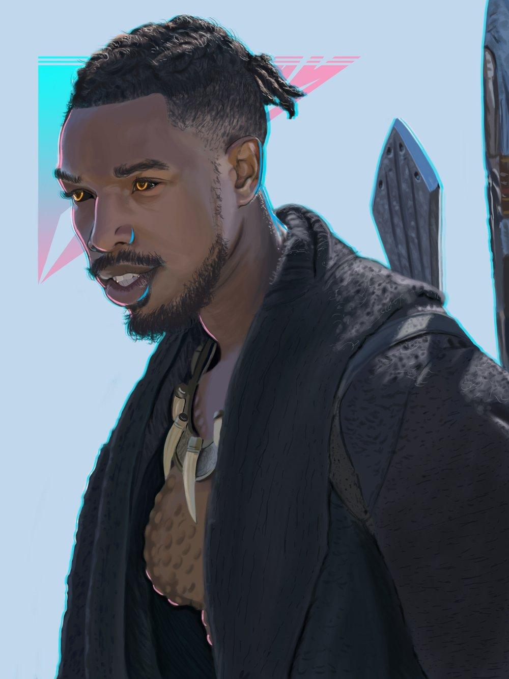 Image of Killmonger