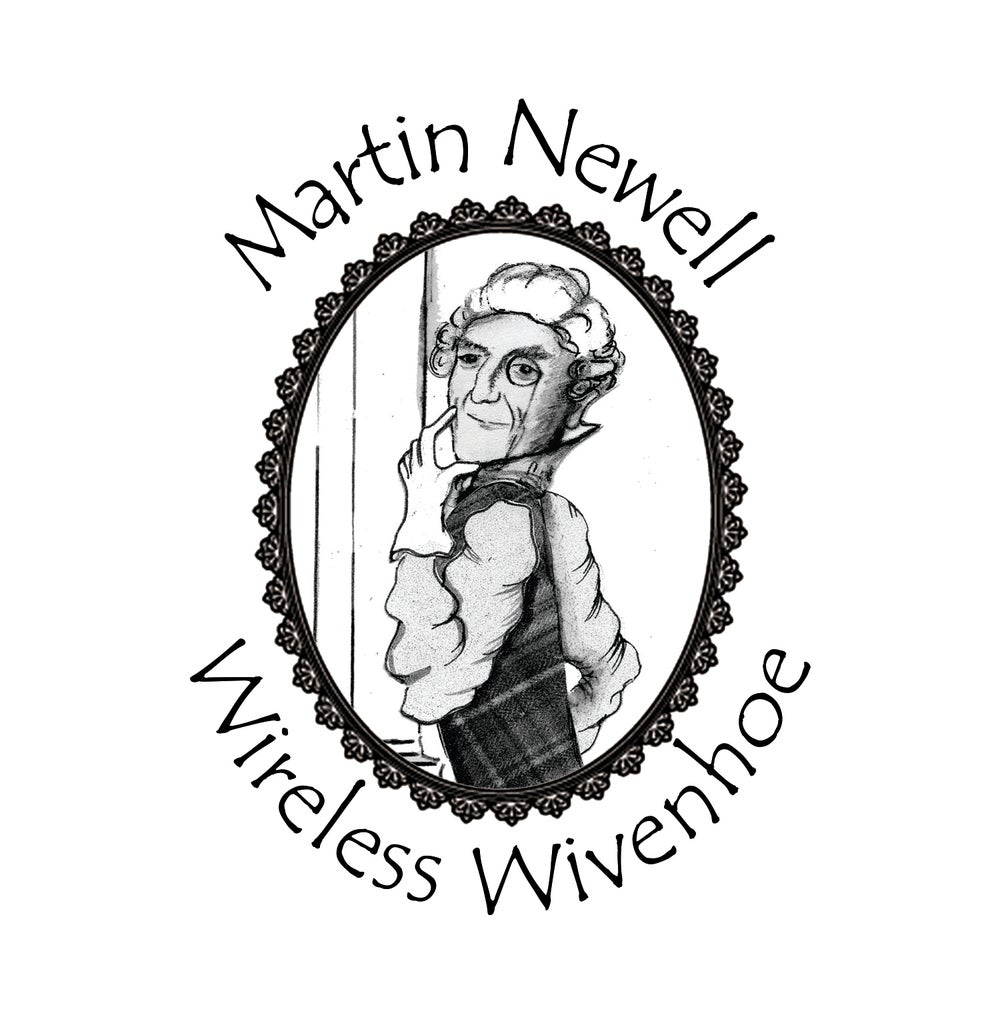 Martin Newell - Wireless Wivenhoe (Classic DIY lo-fi legends CLEANERS FROM VENUS)
