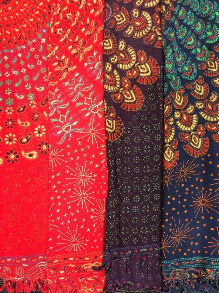 Image of Mandala Scarves/Sarong