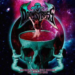 Image of Doomstress - Supernatural Kvlt Sounds - The Second Rite CD