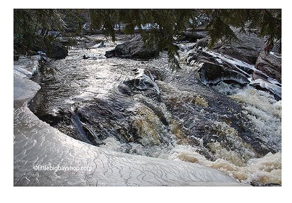 Image of Red Granite Falls