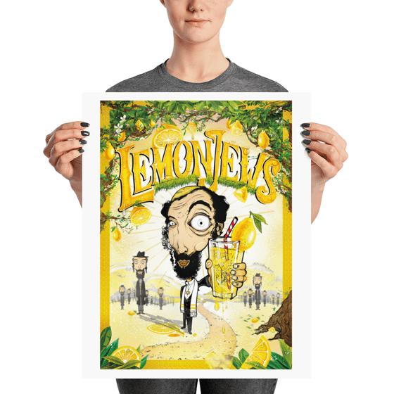 Image of Lemonjews Print 1