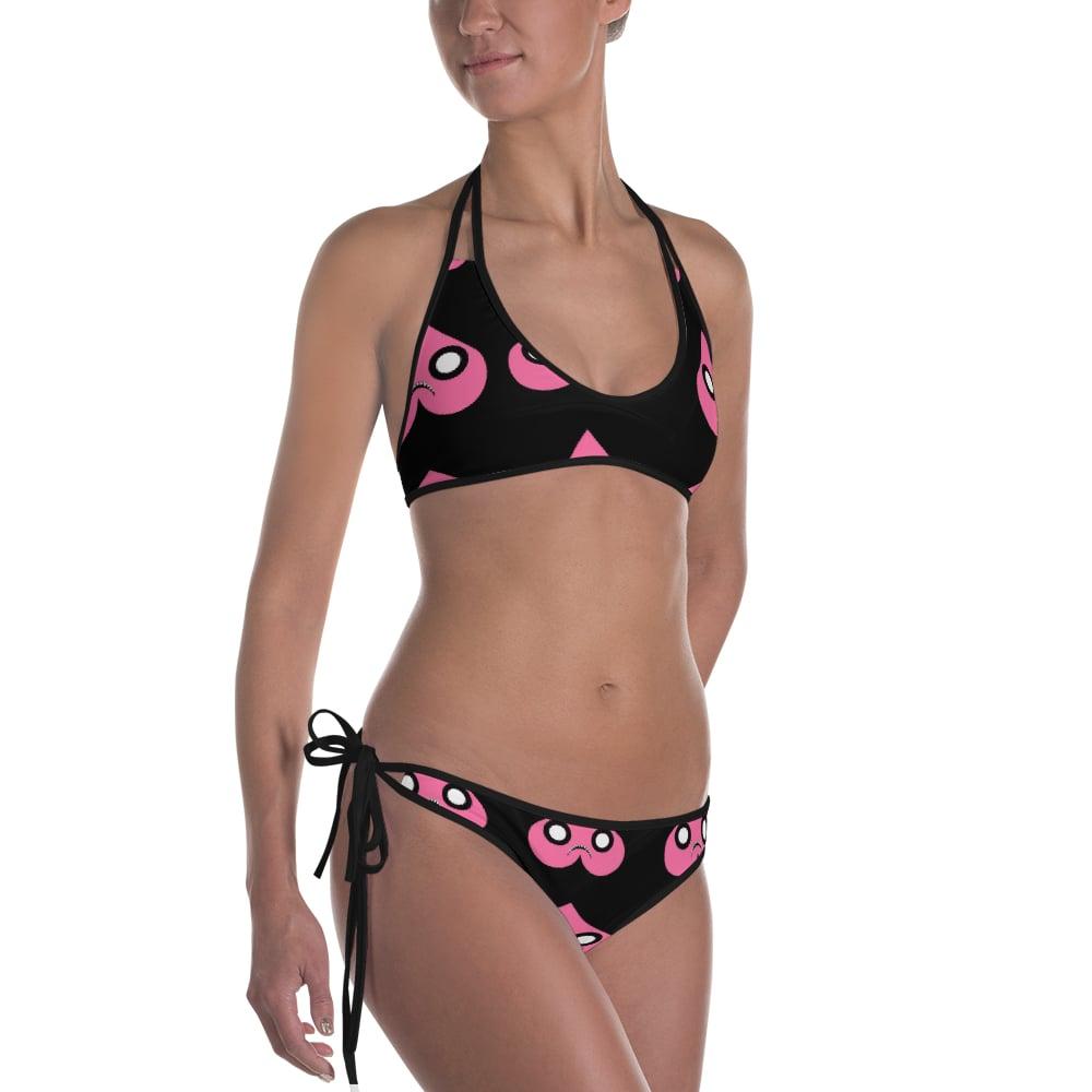 Image of Troubled heart bikini