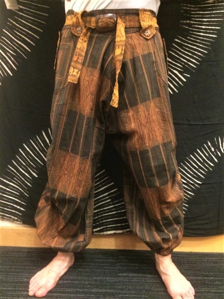 Image of Aztech Coconut Pants