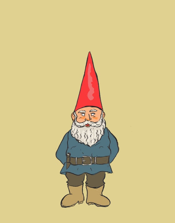 "Image of ""Garden Gnome"""