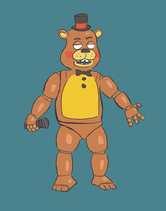 "Image of ""Animatronic Bear"""