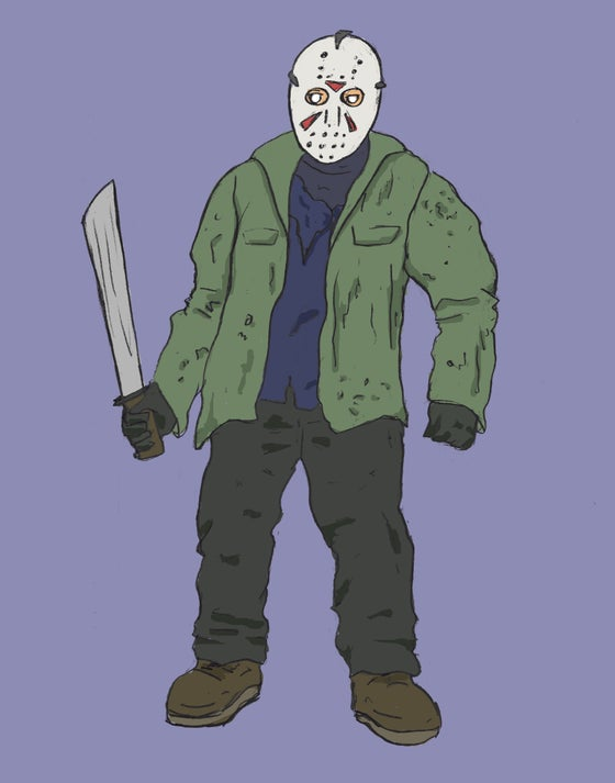 "Image of ""Crystal Lake Killer"""