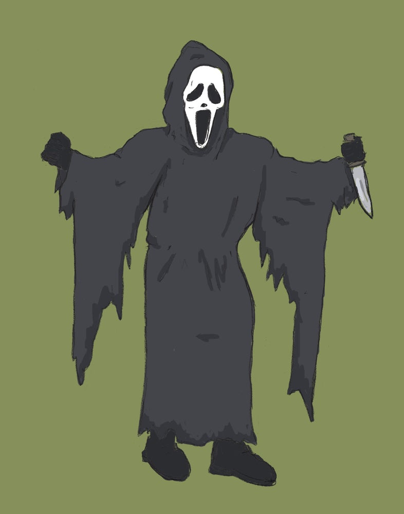 "Image of ""Ghostface Killer"""