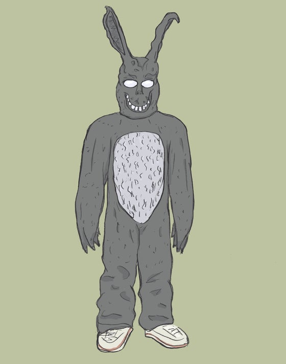 "Image of ""Stupid Bunny Suit"""