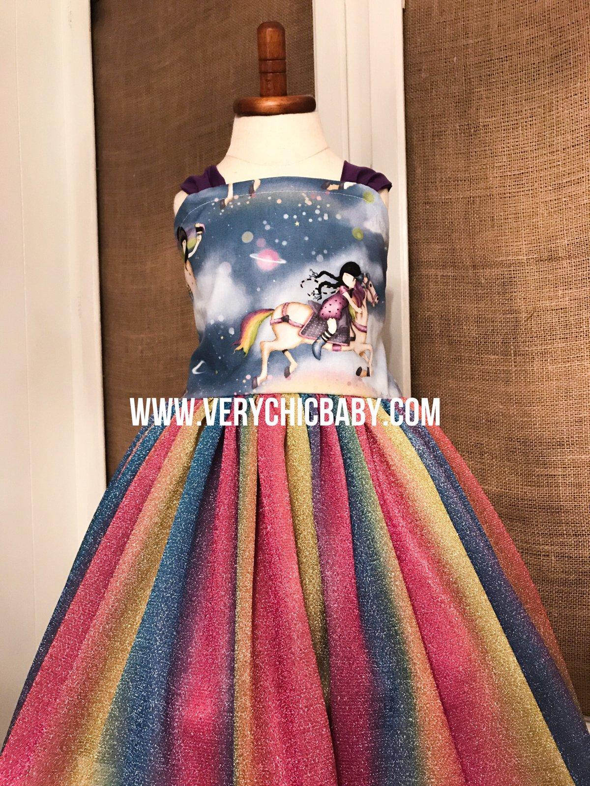 Image of Magical Rainbow Dress