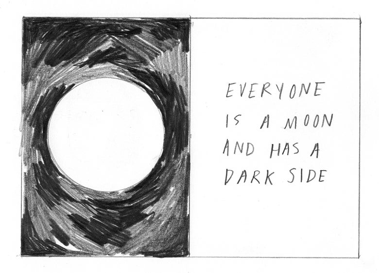 Image of EVERYONE IS A MOON
