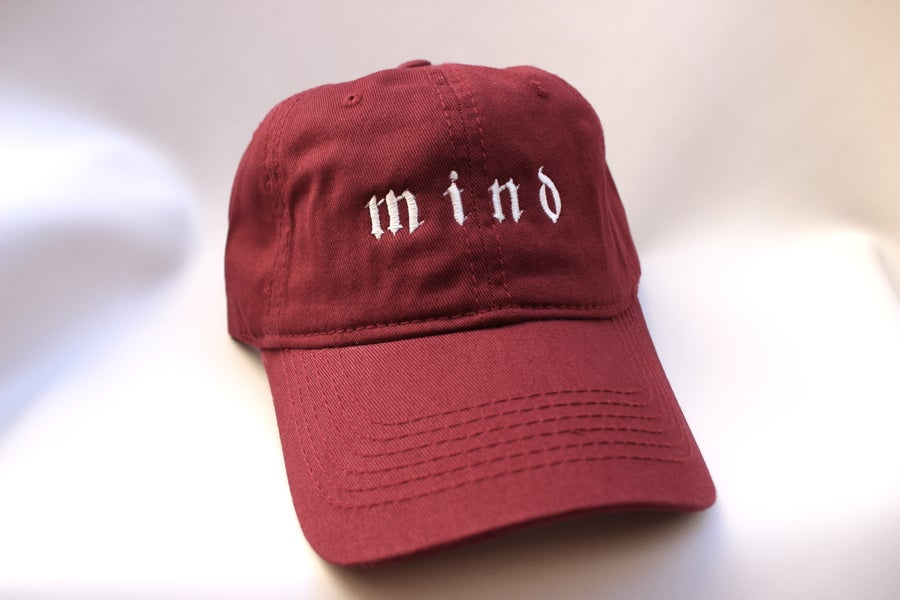 Image of m i n d - CLICK FOR VARIETY OF COLORS