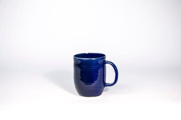 Image of cobalt lg. mug