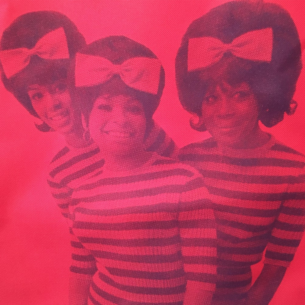 Image of The Marvelettes tote bag