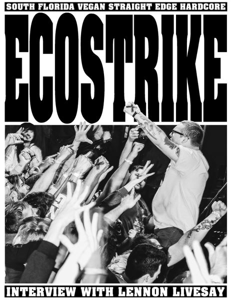 Image of SLP-010: ECOSTRIKE Interview with Lennon Livesay