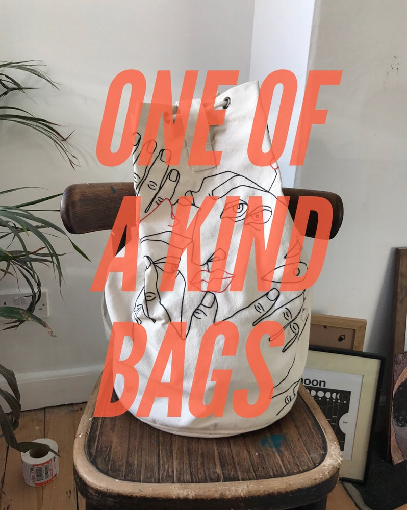 Image of One of a kind bags, custom orders