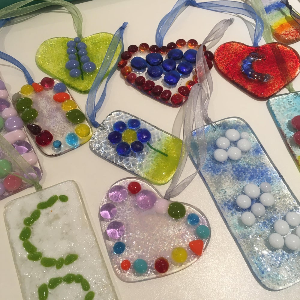 Image of Children's Sun catcher workshop (over 8's)