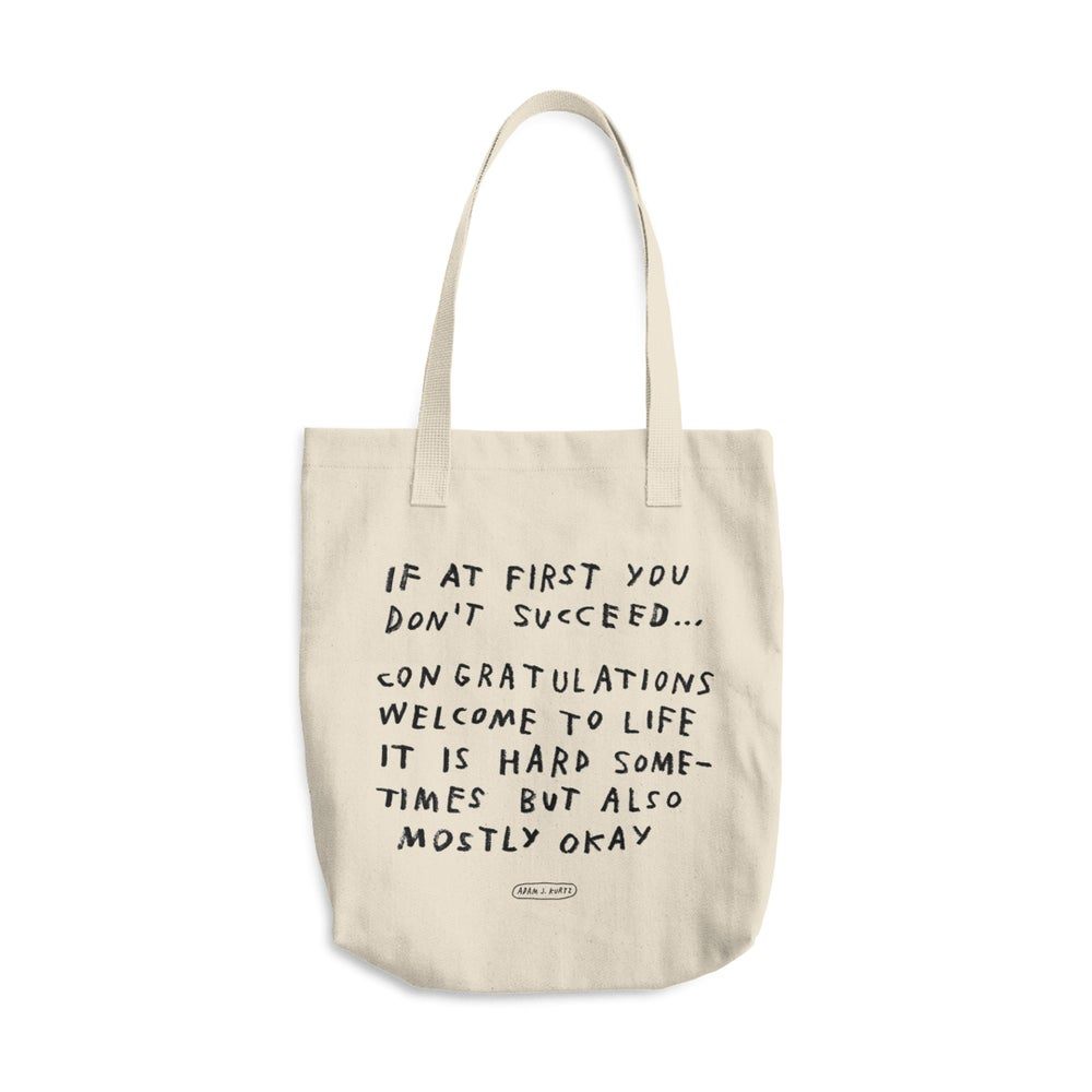 Image of Succeed Tote