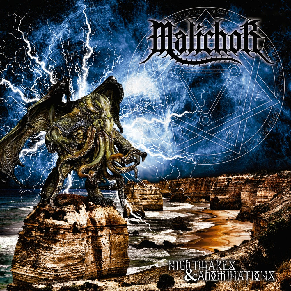 Malichor - Nightmares and Abominations