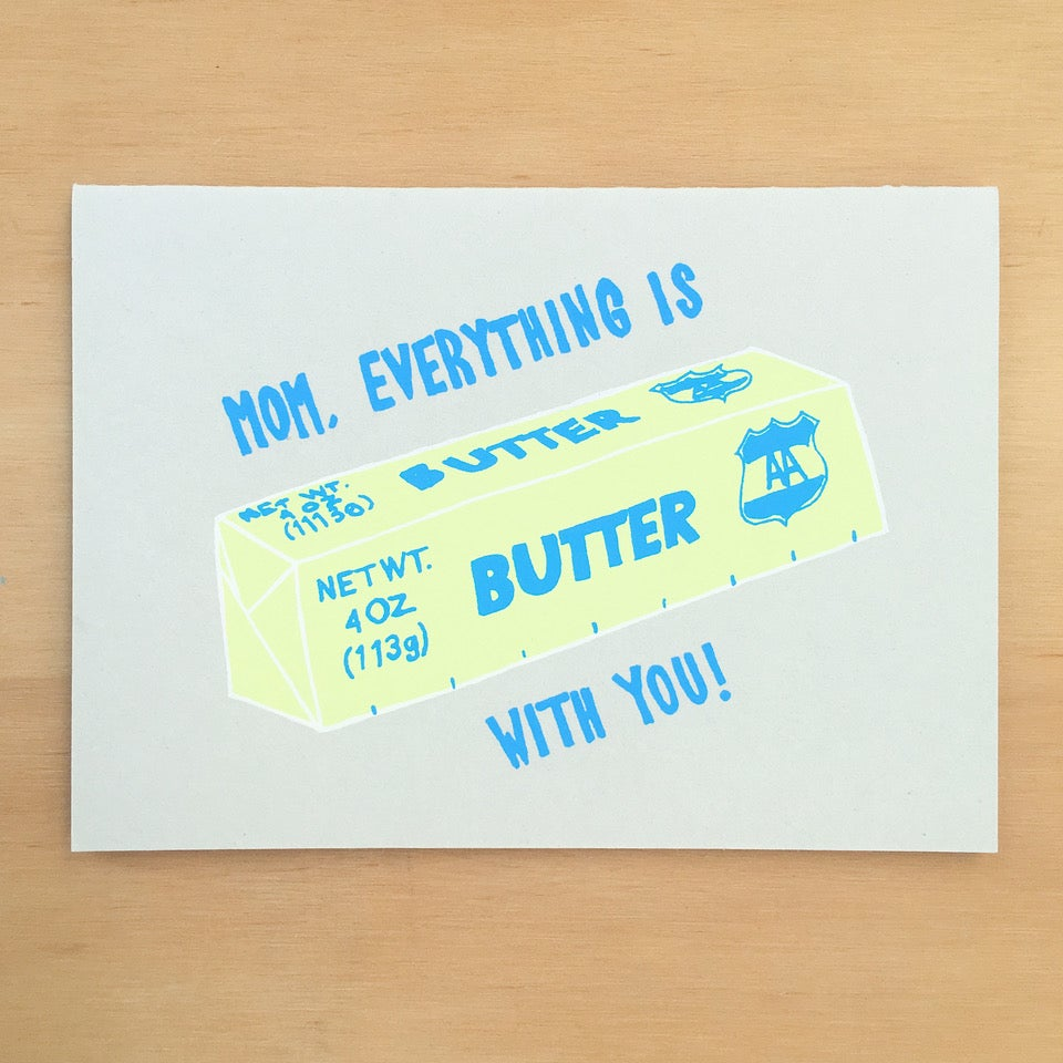 Image of Mom Butter