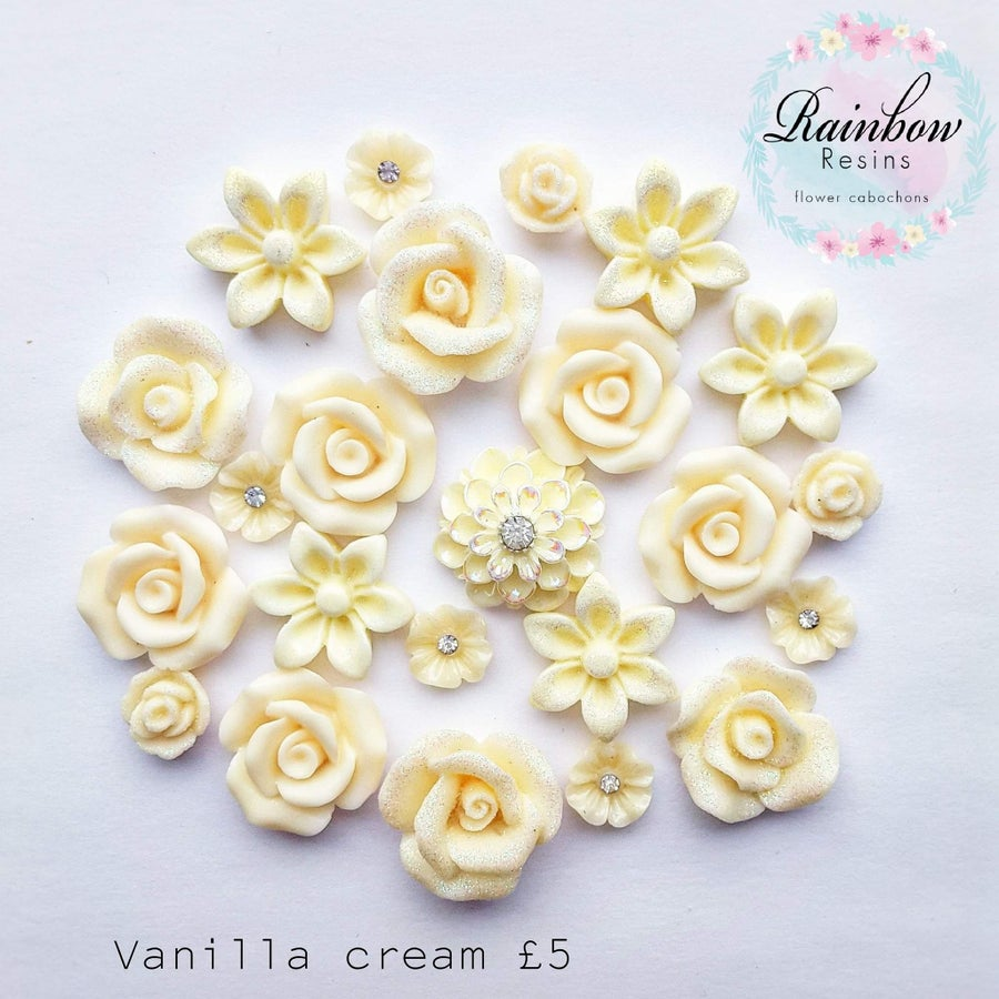 Image of Vanilla cream